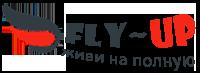 Fly-Up Логотип